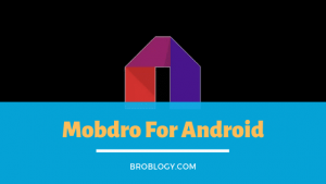 Mobdro For Android