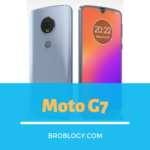Moto G7