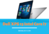 Dell XPS 15 Intel Core i7