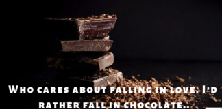 Chocolate Day 2019 Messages
