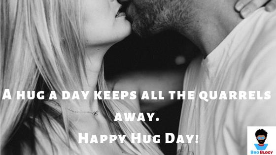 Hug day Greetings Cards 2019