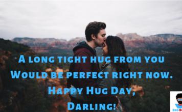 Hug Day Wishes