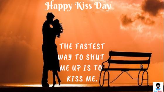Kiss Day 2019 Pics