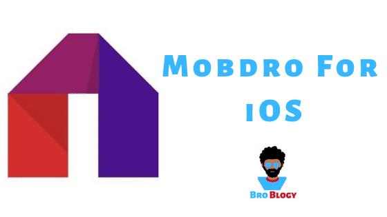 Mobdro iOS | Mobdro for iPhone | Mobdro For iOS