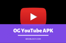 OG YouTube APK Download Latest Version