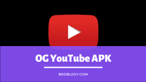 OG YouTube APK Download Latest Version