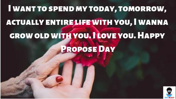 Propose Day Wallpaper