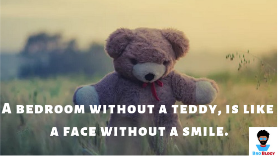 Teddy Day Wishes Cards 2019
