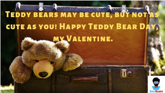 Teddy Day wallpaper 2019
