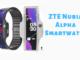 ZTE Nubia Alpha Smartwatch