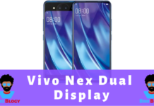 vivo nex dual display Android Mobile Phone Specification, Pros & Cons, Price