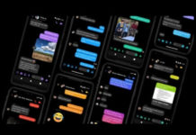 Dark Mode Comes into Facebook Messenger