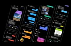 Dark Mode Comes into Facebook Messenger For Android/ iOS