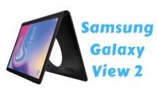 Samsung Galaxy View 2 Specification Leaked