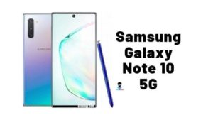 Samsung Galaxy Note 10 5G