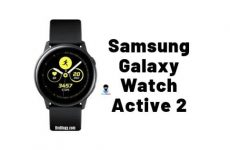Samsung Galaxy Watch Active 2 Price, Specification, Pros and Cons