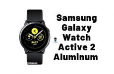 Samsung Galaxy Watch Active 2 Aluminum Price, Specification