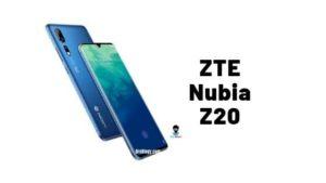 ZTE Nubia Z20