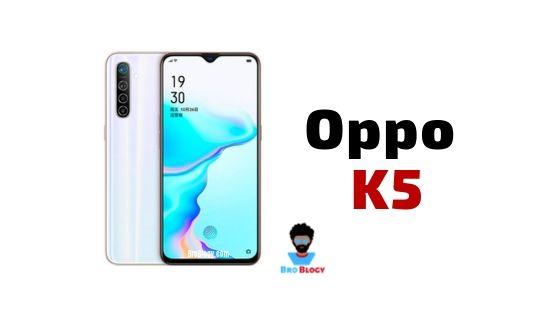 Oppo K5