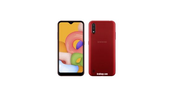 Samsung Galaxy A01 Pros and Cons