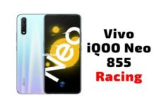 Vivo iQOO Neo 855 Racing