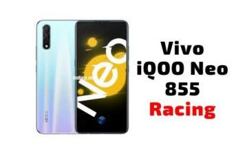 Vivo iQOO Neo 855 Racing