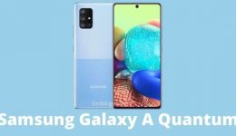 Samsung Galaxy A Quantum Price, Specification, Pros and Cons