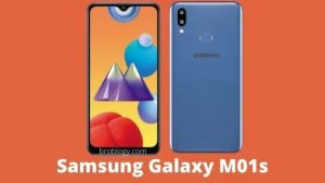 Samsung Galaxy M01s Smartphone