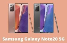 Samsung Galaxy Note20 5G Specification, Price, Pros and Cons