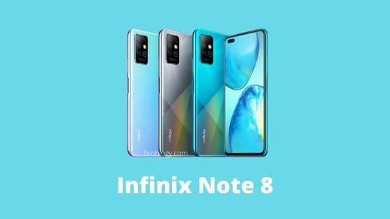 Infinix Note 8