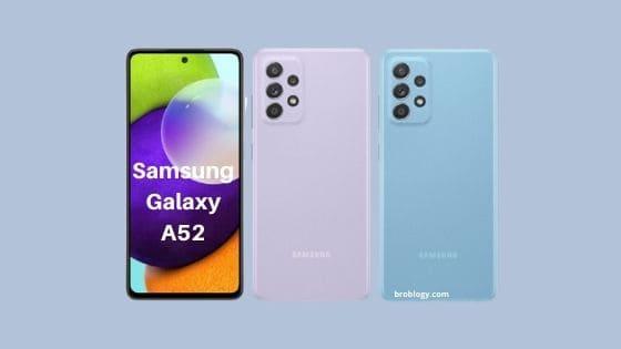 Samsung Galaxy A52Samsung Galaxy A52